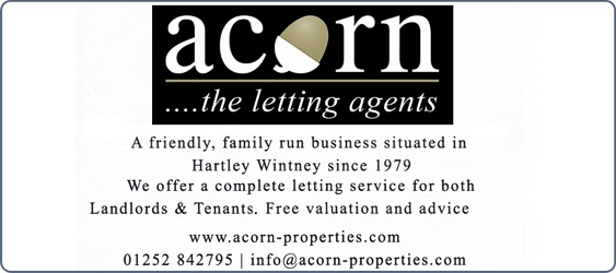 Letting Agent Hartley Wintney