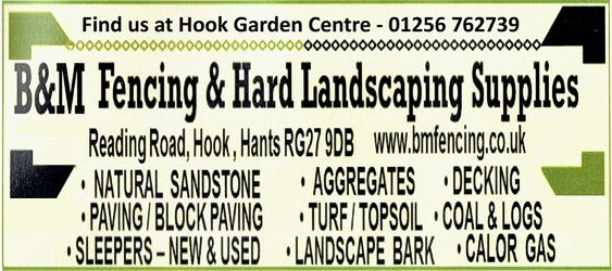 B&M Fencing, Hampshire