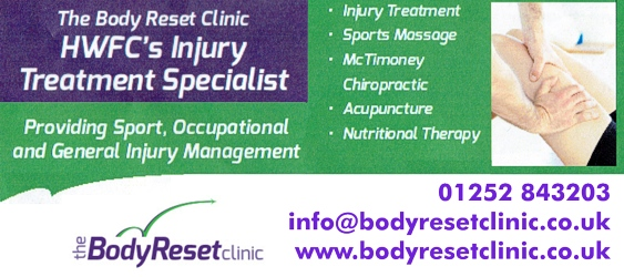 Hampshire injury clinic