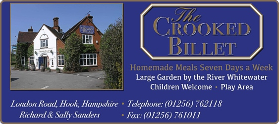 The Crooked Billet, Hook