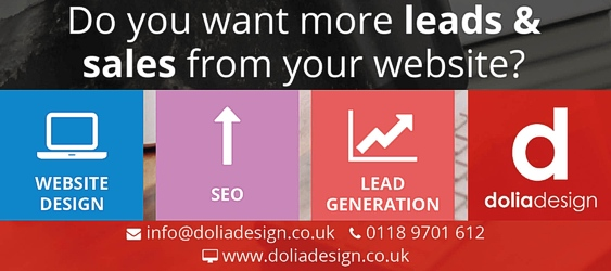 web designer berkshire hampshire