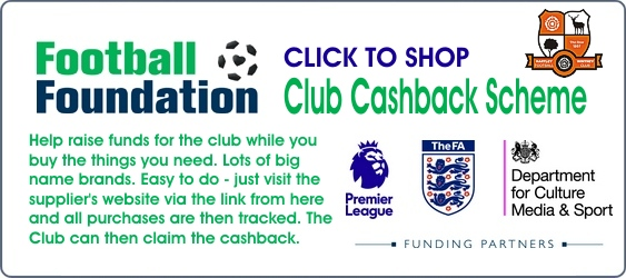 Football Foundation Club Cashback