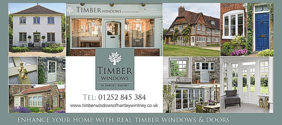 Timber Windows, Hartley Wintney