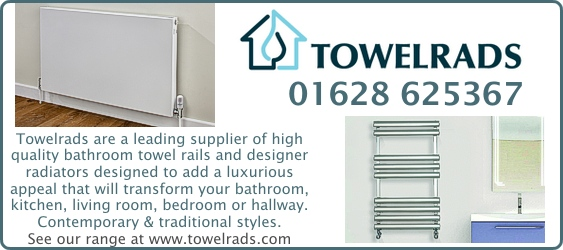 Towelrads designer towel rails, radiators
