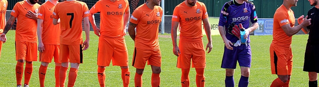 Hartley Wintney FC First Team Squad