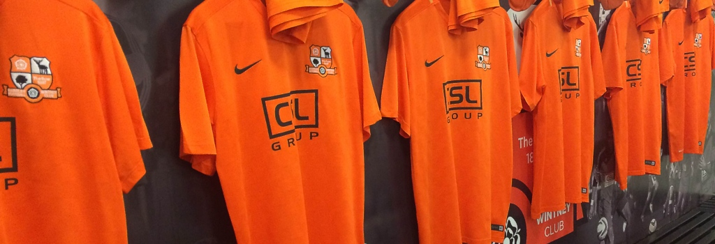 CSL sponsors Hartley Wintney FC