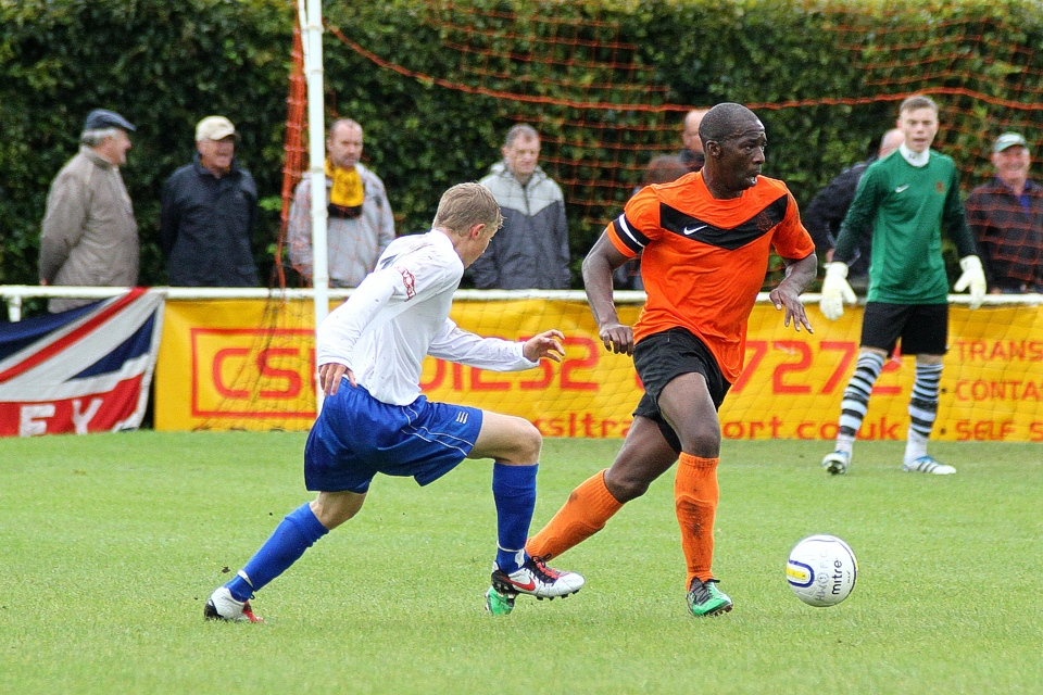 Martin Williams, Hartley Wintney FC