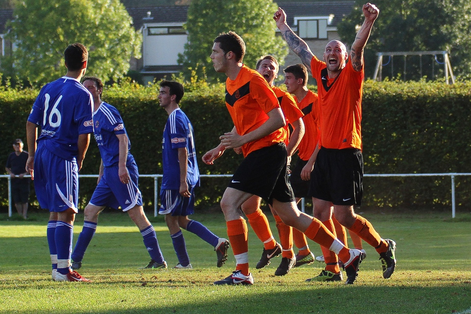 Hartley Wintney v Bideford, FA Cup