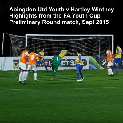 Hartley Wintney FC Youth FA Cup