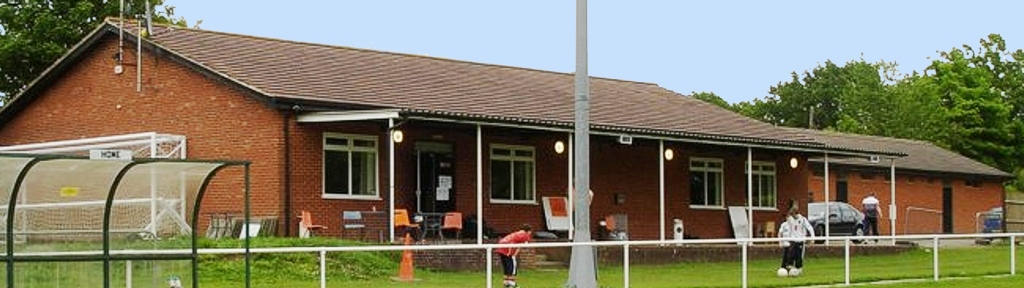 Clubhouse at Hartley Wintney Football Club