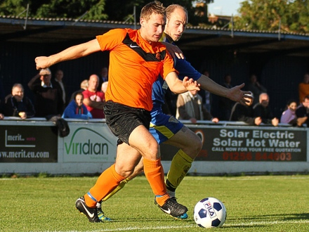 Andy Newcombe, Hartley Wintney FC