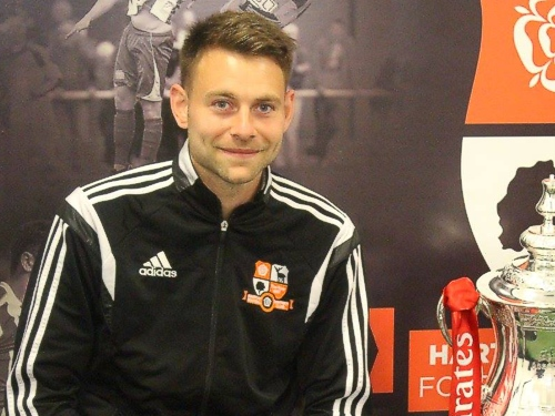 Luke Tuffs, Hartley Wintney FC