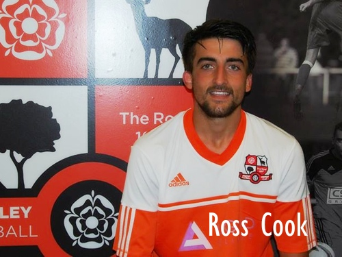 Ross Cook, Hartley Wintney FC