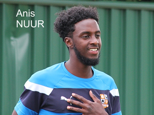 Anis Nuur, Hartley Wintney FC