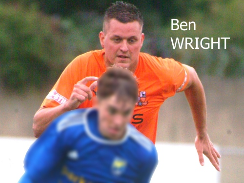 Ben Wright, Hartley Wintney FC