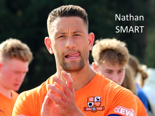 Nathan Smart, Hartley Wintney FC