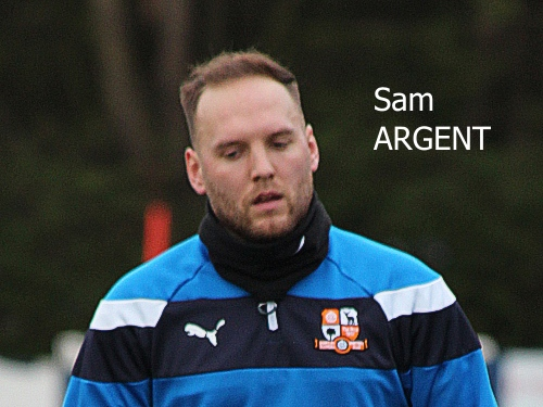 Sam Argent, Hartley Wintney FC