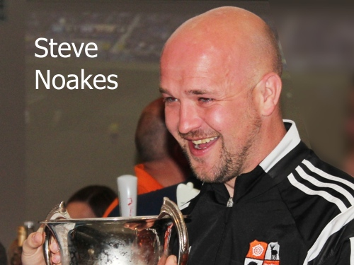 Steve Noakes, Assistant Manager, Hartley Wintney FC