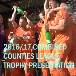 Hartley Wintney CCL champions 2016/17