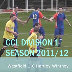 Westfield v Hartley Wintney, 2011/12