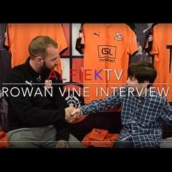 Luton, QPR, Birmingham, Hartley Wintney striker Rowan Vine