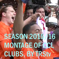 Hartley Wintney CCL Premier champions 2015/16