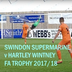 Hartley Wintney v Swindon Supermarine