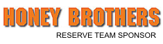 Honey Brothers sponsor Hartley Wintney FC